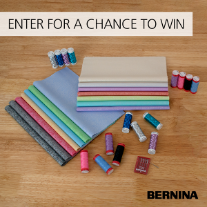 Win 1x Benartex Cotton Shot Pearl 10x10 pack (42 pieces), eight 100m spools of Mettler Metallic Thread—two Turquoise, two Purple, two Sapphire, two Platinum, eight 150m spools of Mettler METROSENE—two Roseate,+ more!
