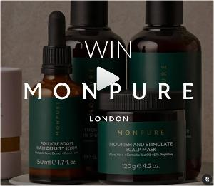 WIN 1x Cohorted October Beauty Box, 1x Monpure London Hair Bundle!
