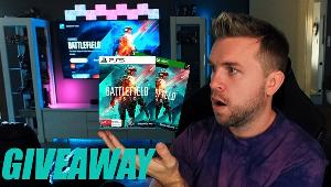 Win 1x Copy of Battlefield 2042 (PHYSICAL COPY) (winners choice of Xbox or Playstation)!