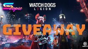 Win 1x Copy of Watch DOGS LEGION (PHYSICAL COPY) (winners choice of xbox or ps4 copy)!!