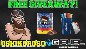 Win  1x GFUEL TUB or STARTER PACK!