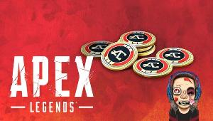 Win  2,000 Apex (+Bonus If Avail. on Day of Purchase)!
