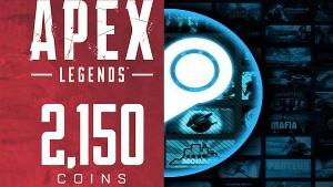 Win 2,150 Apex Legends Coins or $20 Steam Gift Card!!