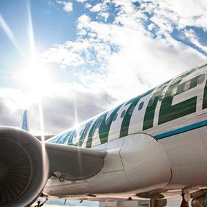 Win 2 Round Trip Flights from Frontier Airlines