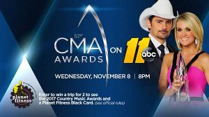 Win 2 tickets to the 51st Annual Country Music Awards in Nashville