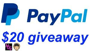 Win $20 PayPal!
