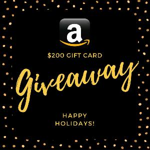 WIN: $200 Amazon Gift Card