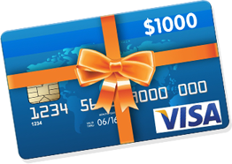 Contest Win A 1 000 Visa Gift Card From The
