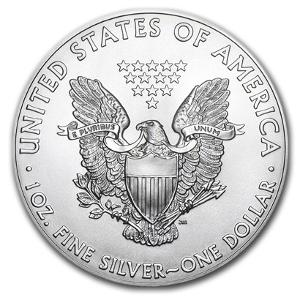 Win 2017 Silver American Eagle Coin