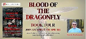 Win $25 Amazon Gift Card courtesy of the author of BLOOD OF THE DRAGONFLY (1 winner) (open to Amazon.com customers)!