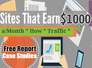 Win $25 Amazon Gift Card +Each Entry Receives Free Report Sites That Earn $1000 a MONTH