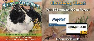 Win $25 Amazon Gift Card or PayPal Cash!