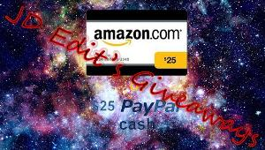Win 25$ Amazon or Paypal Cash !