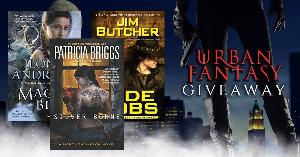 Win 3 books by some of today's bestselling Urban Fantasy authors!