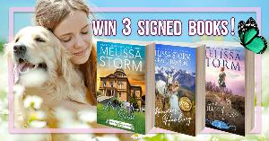 Win 3 Signed Books & $25 Gift Card