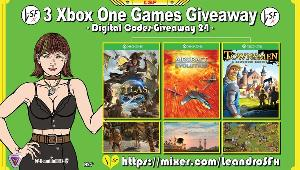 Win 3 XBox One Games (Digital Codes)!!