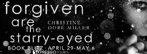 Win $30 Amazon gift card plus a signed copy of Forgiven Are the Starry-Eyed,2 x signed copies of Forgiven Are the Starry-Eyed