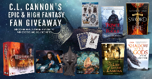 Win 4 books plus the official Mistborn game, Moiraine Damodred Wheel of Time art print, Witch-King of Angmar Funko Pop, A Song of Ice and Fire 2022 calendar, The Witcher sticker pack, and Mythical creatures playing cards!