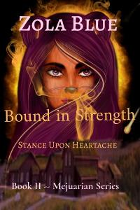 Win $40 Amazon giftcard – 1 winner , Swag Pack – 2 winners , Signed copy of Bound in Strength – 2 winners & ebook of Bound in Strength - 1 winner!