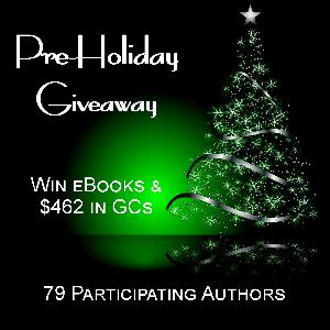 Win $462 in GCs plus ebooks from bestselling authors!