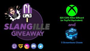 Win 5 Streamloots chests & *$25 XBox (cdn) Gift Card!