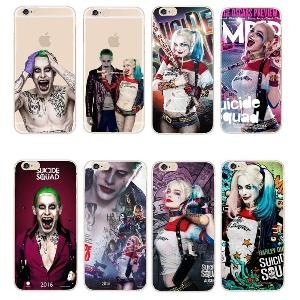 Win 5 Suicide Squad iPhone Phone Cases""