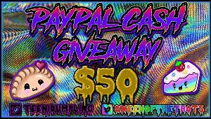Win $50 Paypal!!