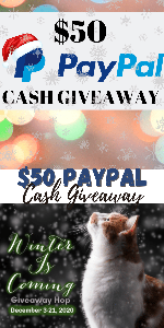 Win $50 Paypal Cash!