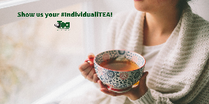 Win $500, a year's supply of tea and a custom mug