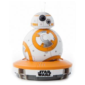 Win $500 Amazon Gift card, a BB-8, MiP the Toy Robot, or a Sphero Mini Blue