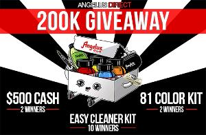 Win $500 Cash - 2 Winners or one of twelve other prizes