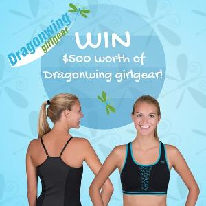 Win $500 worth of Dragonwing girlgear