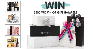 WIN $500 WORTH OF GIFT HAMPERS