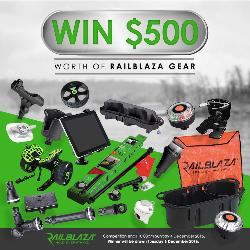 WIN: $500 Worth of Railblaza Gear