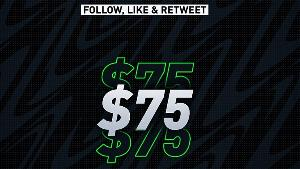 Win $75 Paypal Cash!