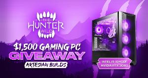 Win a $1,500 Gaming PC Giveaway!