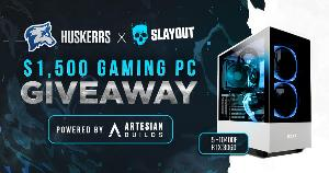 Win a $1,500 RTX 3060 Gaming PC!!