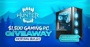 Win a $1,500 RTX 3060 Gaming PC Giveaway!!