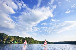 Win a 1-night Mountain Escape for a Family of 4 at Woodloch Pines Resort