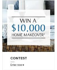 Win a $10,000 Home Makeover