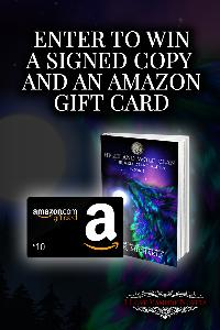 WIN: a $10 Amazon Gift Card, Signed Copy or SWAG Pack