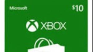 Win a $10 XBox Gift Card!