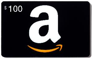Win a $100 Amazon Gift Card