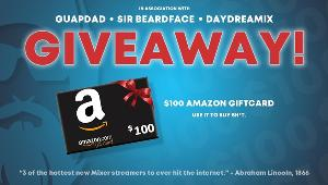 Win a $100 Amazon Gift Card!!