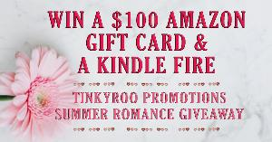 Win a $100 Amazon Gift Card & a Kindle Fire 7!!