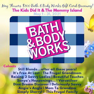 Win a $100 Bath & Body Works Gift Card!