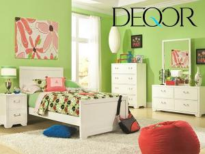 Win a $100 DEQOR Gift Card for Room Decoration!!