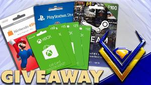 Win a $100 gaming gift card