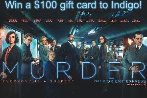 Win a $100 Indigo gift card