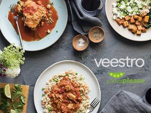 Win a $100 Meal Delivery Gift Card from Veestro!